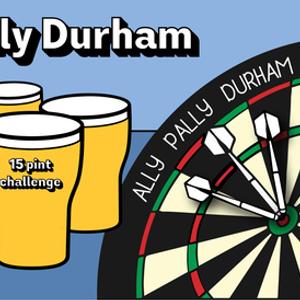 Ally Pally Durham - The Second Leg