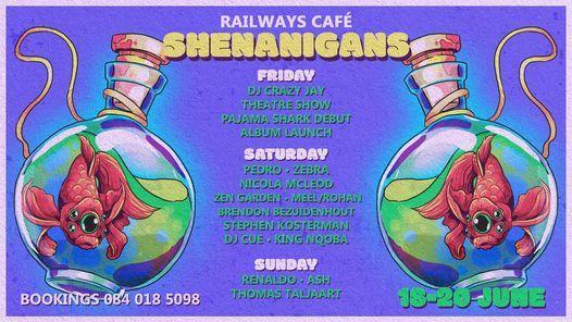 Railways Cafe Weekend Shenanigans | Event in Centurion | AllEvents.in