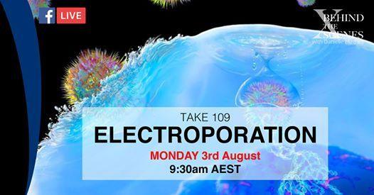 TAKE 109  Electroporation