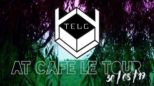 TELG at Cafe Le Tour - Antwerpen (BE)