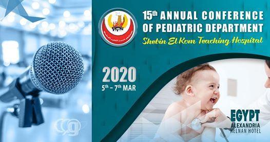 15th Annual Conference of Pediatric Dept. Shebin ElKom Teaching