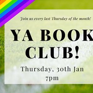 Young Adult Book Club - Invisible Boys
