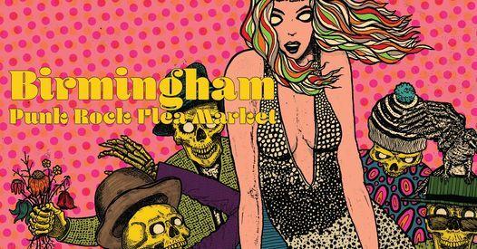 Birmingham Punk Rock Flea Market 2021, 17 October | Event in Birmingham | AllEvents.in