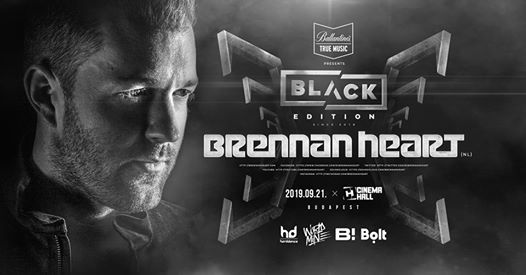 WORLD IS MINE black - Brennan Heart - 0921  Cinema Hall