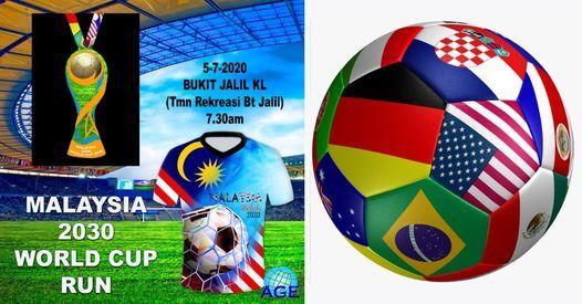 Malaysia 2030 World Cup Run