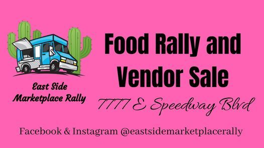 Food Truck Rally and Vendor Sale, 7 August | Event in Tucson | AllEvents.in