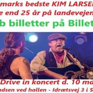 Drive in Kim Larsen & Gasolin
