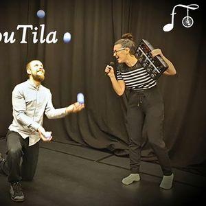 FlouTila -musiikkisirkusesitys ja typaja lapsille
