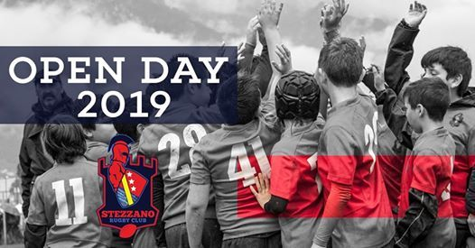 OPEN DAY Minirugby 2019