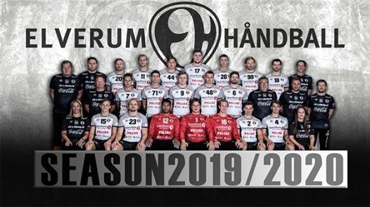 2020 Ehf Champions League Elverum Fc Barcelona At