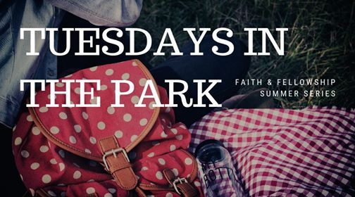 YAM Tuesdays in the Park