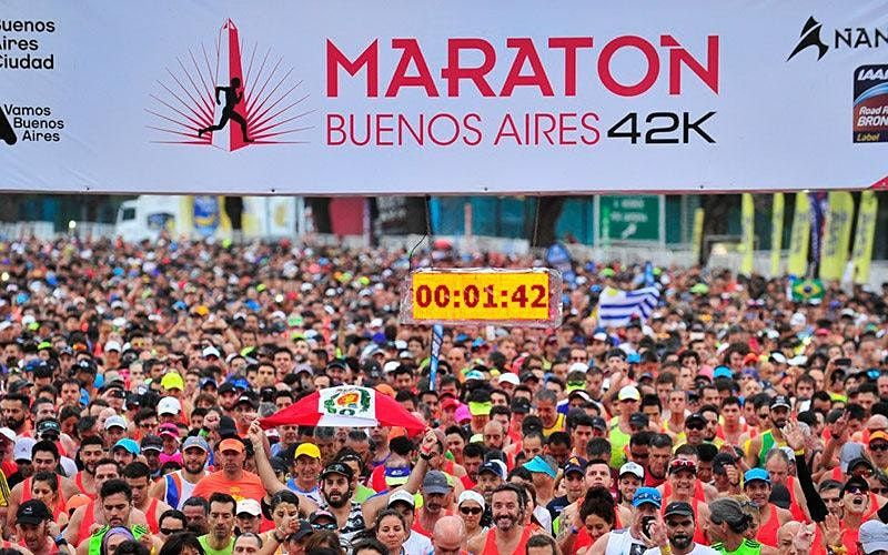 Maratona de Buenos Aires 2021, 19 September | Event in Vicente López | AllEvents.in