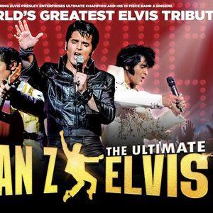 Dean Z - The Ultimate Elvis - New Date