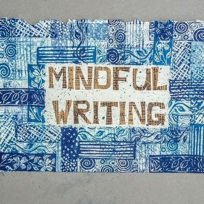 Playing With Words - A Mindful Writing Workshop