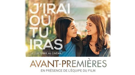 Avant-Premire Jirai o tu iras  Bordeaux