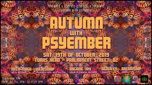Autumn with Psyember