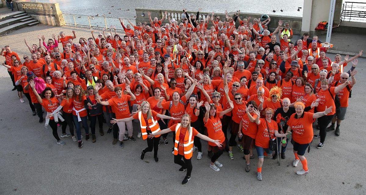Maggies Culture Crawl Nottingham 2020