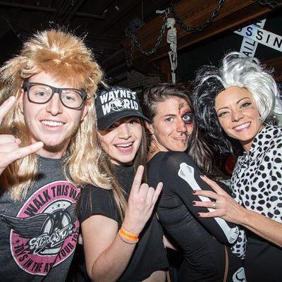 2021 Indianapolis Halloween Bar Crawl (Saturday)