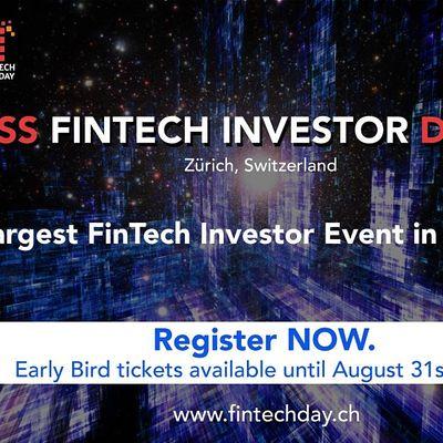 Swiss Fintech Investor Day 2021