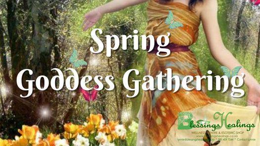 Spring Goddess Gathering R850, 5 September | Event in Johannesburg | AllEvents.in