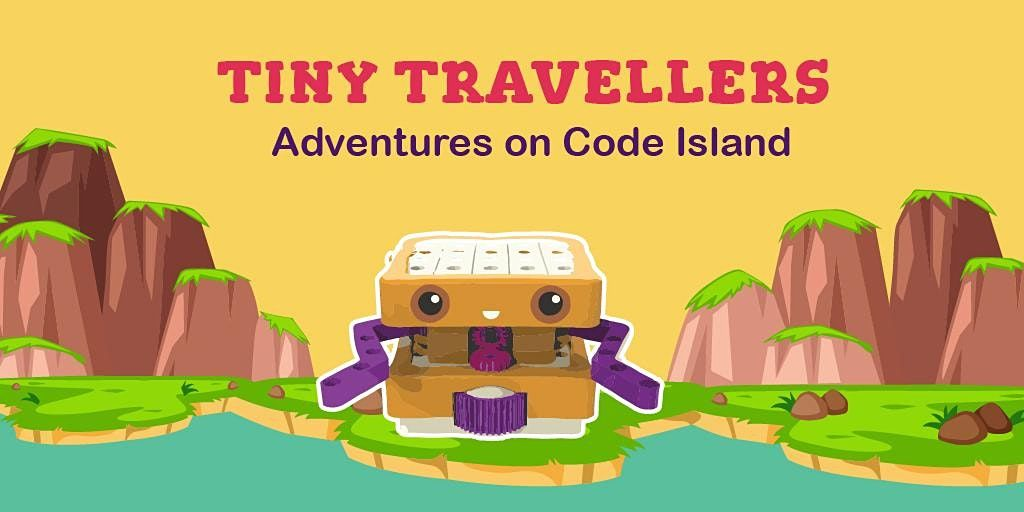 Tiny Travellers: Adventures on Code Island, [Ages 5-6] @ East Coast   Event in Singapore   AllEvents.in