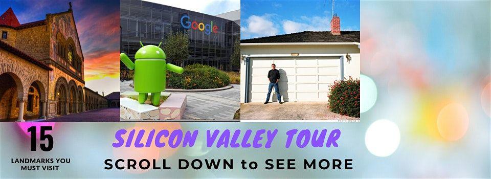 1-DAY Silicon Valley Tour