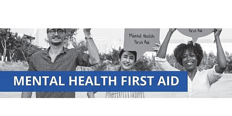 Mental Health First Aid Training, 22 October | Event in Columbia | AllEvents.in