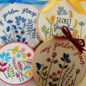 Classic Hand Embroidery - Beginner