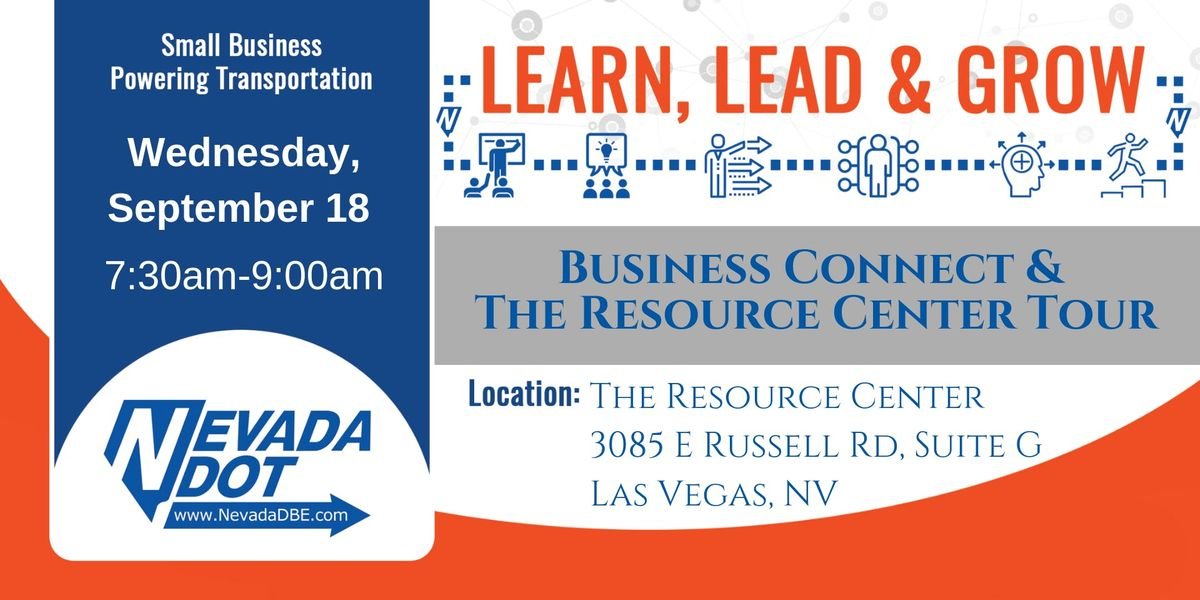 Business Connect & The Resource Center Tour