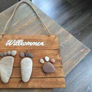 Art of Arcobaleno - Gestalten mit Holz und Stein