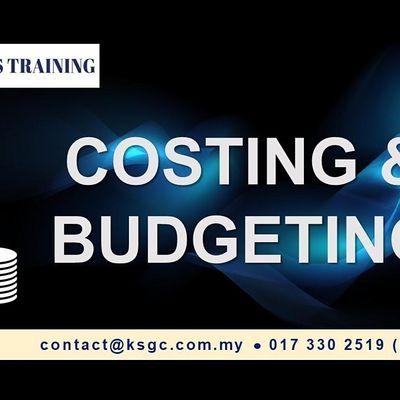 Costing and Budgeting Workshop [KL WORKSHOP] [HRDF CLAIMABLE TRAINING]