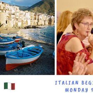 Italian for Beginners Evening Class