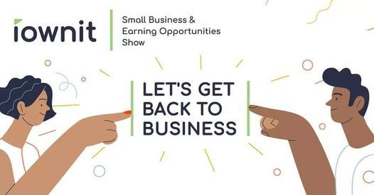 Small Business & Earning Opportunities Show, 2 September   Event in Johannesburg   AllEvents.in