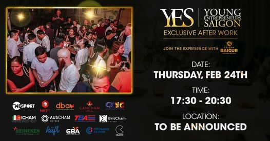 YES - AFTERWORK!, 27 May | Event in Svay Rieng | AllEvents.in