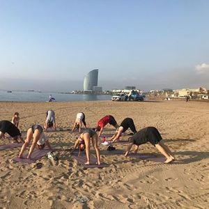 Yoga by the Sea  Acroyoga