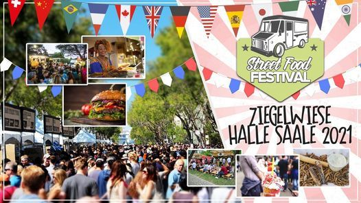 Street Food Festival Halle 2021, 13 August   Event in Halle   AllEvents.in