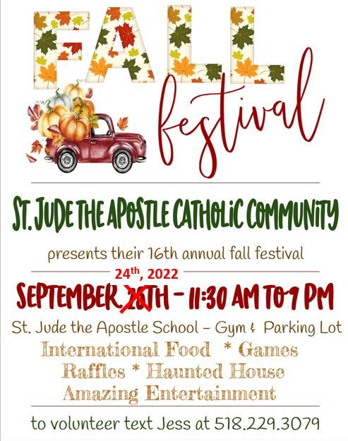 Fall Festival & Craft Fair featuring International Food, 24 September   Event in Wynantskill   AllEvents.in