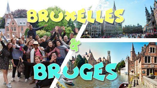 Weekend Bruges & Bruxelles & Fête de l'Iris 2021 | Event in Nanterre | AllEvents.in