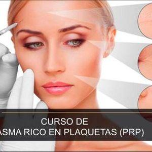 Curso de Plasma Rico en Plaquetas