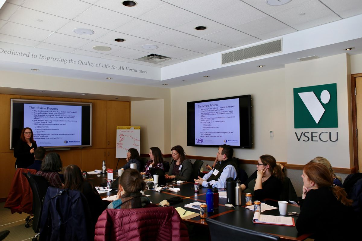 VBSR Measure What Matters Workshop Series