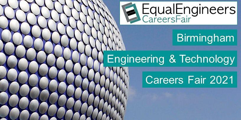 Birmingham Engineering & Technology Careers Fair 2021, 20 October   Event in Birmingham   AllEvents.in