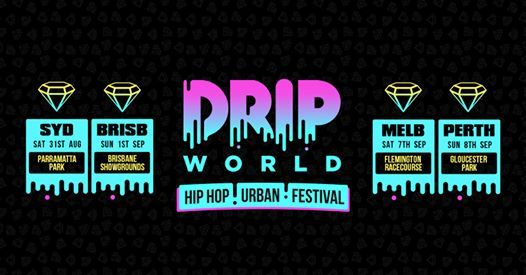 Drip World Festival  Discounted Tickets