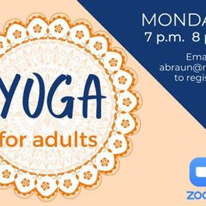 Adult Yoga for Beginners