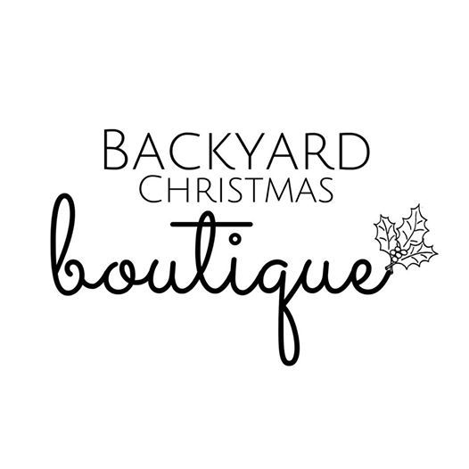 Backyard Christmas Boutique