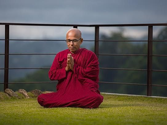 Introduction to Meditation: A Workshop with Bhante Sujatha | Event in Woodstock | AllEvents.in
