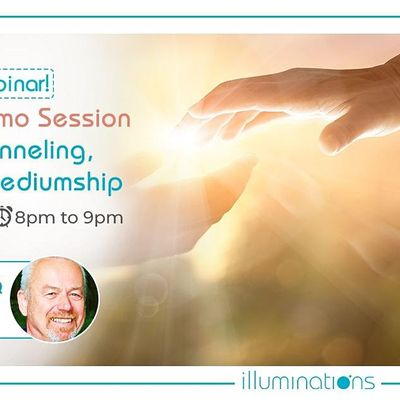 Free Webinar Introduction and Demo Session to Psychic Channeling