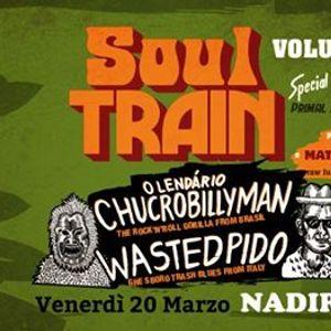 Soul Train vol. 6  circolo Nadir