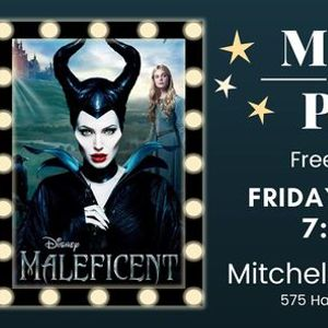 FREE Movie in the Park - Maleficent (PG)