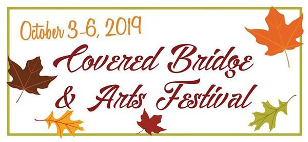 Covered Bridge & Arts Festival 2019 (OFFICIAL)