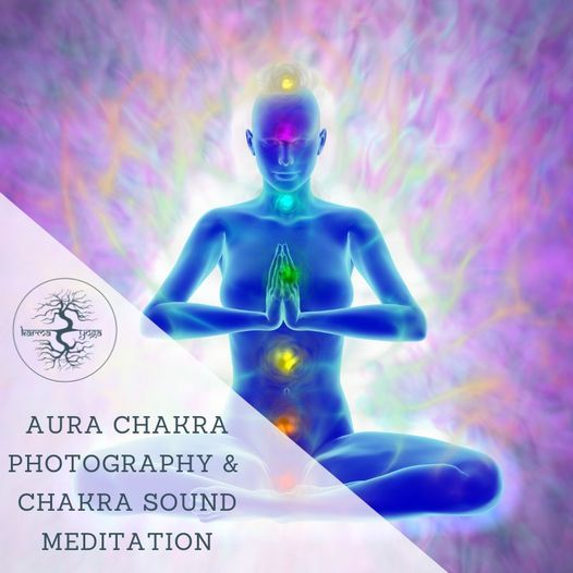 Aura Photography & Chakra Meditation Workshop with Ana, 9 October | Event in Dubai | AllEvents.in